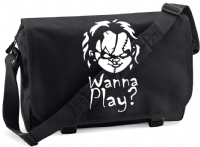 WANNA PLAY M/BAG - INSPIRED BY CHUCKY CHILDS PLAY